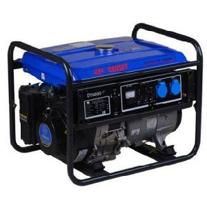 [5 кВт] Генератор бензиновый EP Genset DY6800T (с двигателем Yamaha / Ямаха)