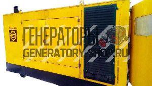 Дизельная электростанция с пробегом ET GP-330 s/v 240 кВт