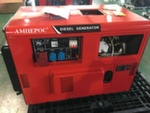 Дизельный генератор 12 кВт АМПЕРОС LDG16500S