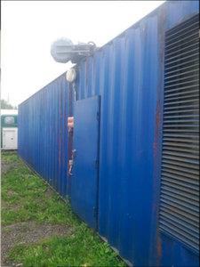 Дизельная электростанция в контейнере FG Wilson P1250 МВт