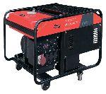 Бензиновый генератор  FUBAG BS 10000 D ES 10 кВт трехфазный + 220В