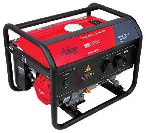FUBAG BS 3300 (Бензиновый генератор на 3 кВт с ручным запуском)