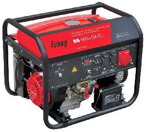 Бензиновый генератор FUBAG BS 6600 DA ES 6 кВт