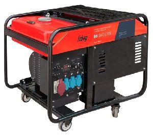 FUBAG BS 9500 D ES (Бензиновый генератор на 9 кВт трехфазный + 220В)