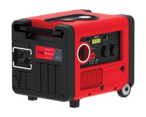 [4 кВт] Цифровая электростанция FUBAG TI 4500 ES с электростартером в шумозащитном кожухе