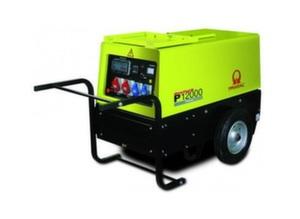 Дизельный генератор Pramac P12000 8,8 кВт