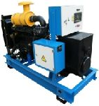 Газовая электростанция G58-3-RE-LF 42 кВт
