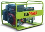 Бензиновый генератор 3,5 кВт GenPower GBS 40M