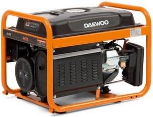 Бензиновый генератор Daewoo GDA 3500E 2.8 кВт