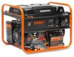 Бензиновый генератор DAEWOO GDA 6500E 5 кВт