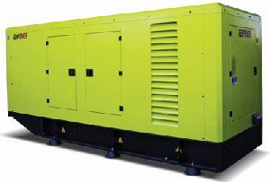 Дизельный генератор GenPower GNT 22 SA - 16 кВт