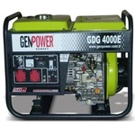 Дизельный генератор GenPower GDG 4000 E- 4 кВт