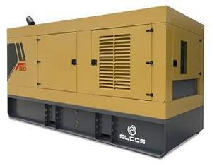 Дизельная электростанция ELCOS GE.DW.705\633.SS 506 кВт в кожухе