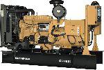Дизельная электростанция Caterpillar GEH250 184 кВт