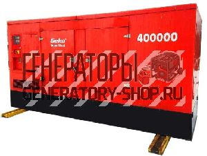 Б\у дизель-электростанция Geko 400000 -320 кВт
