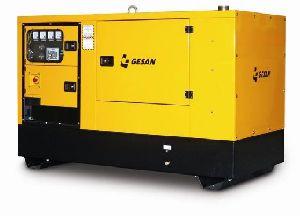 Дизельная электростанция GESAN 260 кВт Б/У