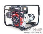 [6 кВт] GESAN G 8000 Н - генератор бензиновый (ручной запуск)