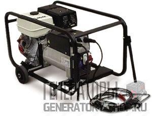 [6 кВт] GESAN GS 200 ACH сварочный генератор