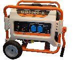 Бензиновый генератор GG3300-Х 2,8 кВт однофазный