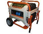 Бензиновый генератор 6 кВт GG7200-X
