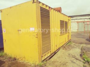 Дизельная электростанция 220 кВт Б/У