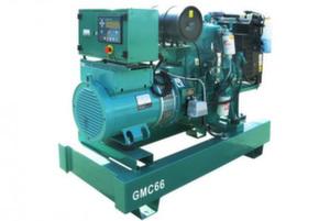 Дизельная электростанция GMC66 48 кВт