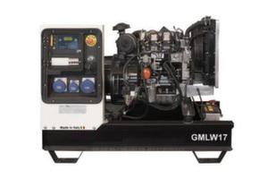 Дизельная электростанция GMLW17M 12 кВт однофазный