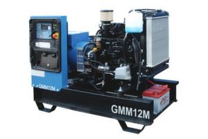 Дизельная электростанция GMM12М 13.5 кВт однофазная