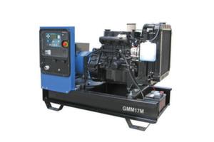 Дизельная электростанция GMM17М 19 кВт однофазная