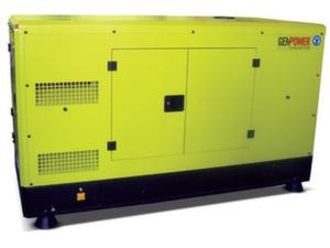 Дизельная электростанция 120 кВт в кожухе GenPower GNT 165 S