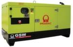 Дизельная электростанция Pramac GSW15P в кожухе 9 кВт