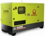 Дизельная электростанция Pramac GSW10P 6,6 кВт в кожухе