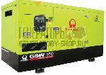 Дизельный генератор на 100 кВт Pramac GSW150V