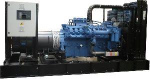 Дизельный генератор Pramac GSW1260 - 1000 кВт