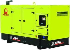 Дизельная электростанция Pramac GSW10Y 7 кВт в кожухе