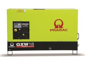 Дизельная электростанция Pramac GXW18W 13 кВт в кожухе