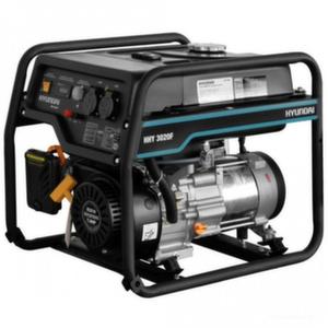 Бензиновый генератор HYUNDAI HHY 3020F