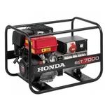 [4 кВт] Бензиновый генератор Honda ECT 7000