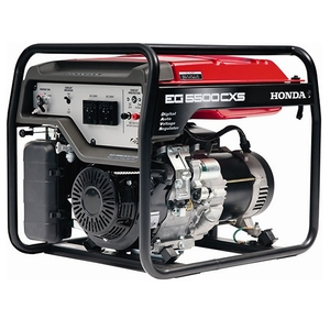 [5 кВт] Бензиновый генератор Honda EG 5500 CXS