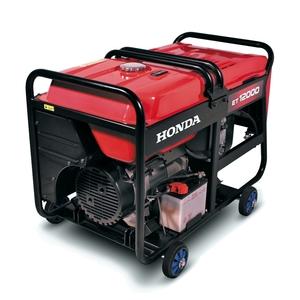 [9 кВт] Бензиновый генератор Honda ET 12000