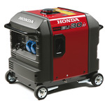 [2,8 кВт] Инверторный бензиновый генератор Honda EU 30 is