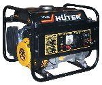 Портативный бензогенератор 1 кВт Huter HT1000L