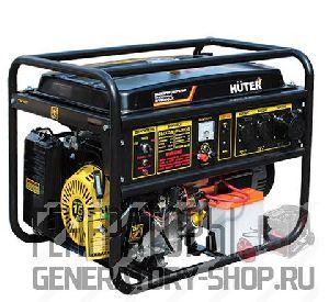 Электрогенератор 6,5 кВт Huter DY8000LX-3