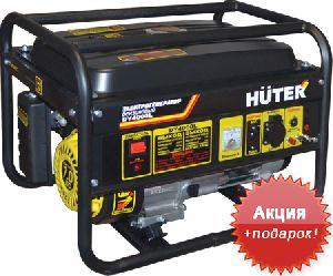 Бензогенератор Huter DY4000L - 3 кВт