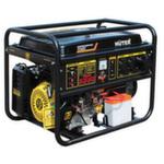 Бензиновый генератор Huter DY8000L 6.5 кВт