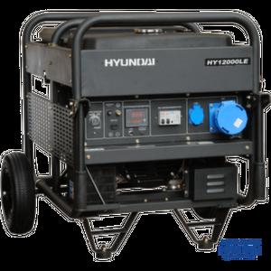 Генератор бензиновый HY 12000LE