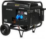Бензиновый генератор Hyundai HY9000SER + пульт