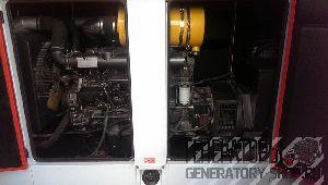 Дизельный генератор АД-100 на 100 кВт (Еврокожух)