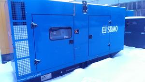 Дизельная электростанция SDMO V275 200 кВт с наработкой