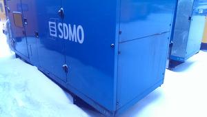 Дизельгенератор с наработкой SDMO J300 220 кВт